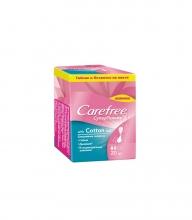 Ежедневные салфетки Carefree® СуперТонкие with Cotton Feel