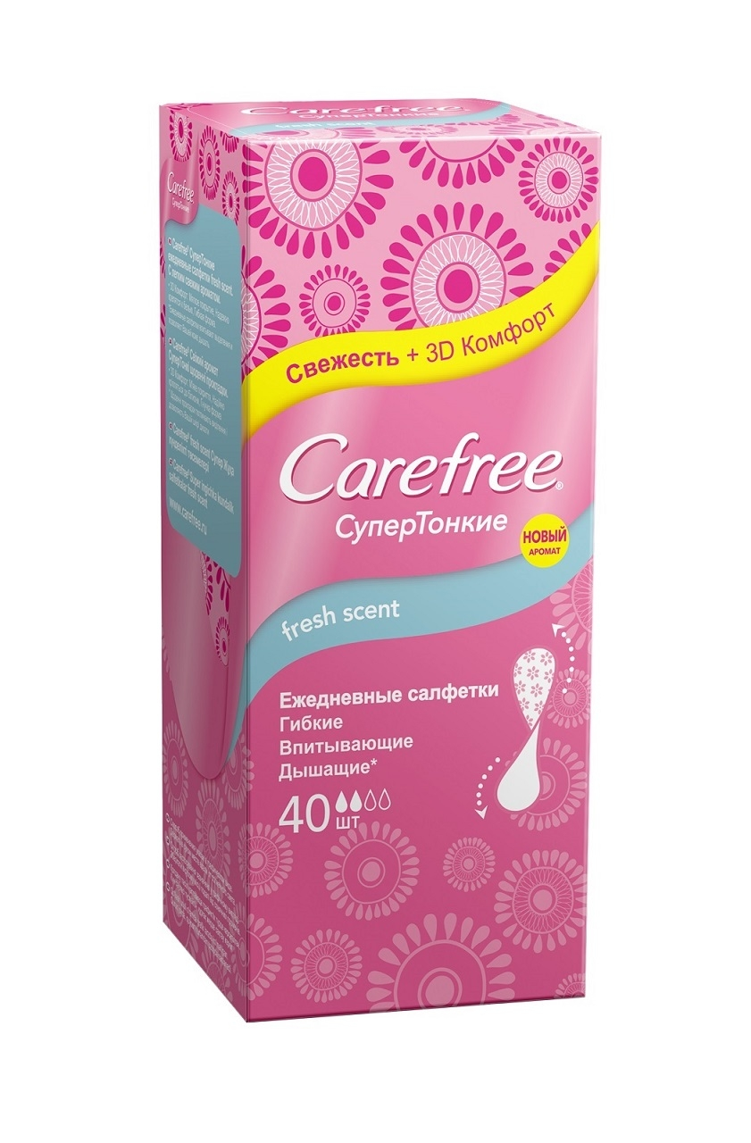 CAREFREE® fresh_scent
